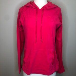 Columbia   Hooded Hot Pink Fleece Sweatshirt